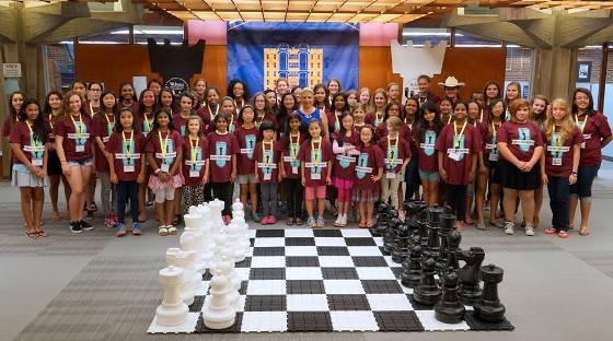 13th Annual Susan Polgar Foundation Girls' Invitational