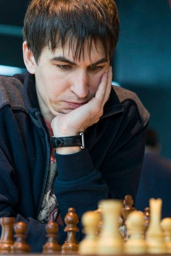 GM Dmitry Andreikin (photo credit: Lennart Ootes)
