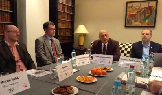 ECU Board Meeting Lviv 2016