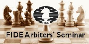 FIDE Arbiters' Seminar