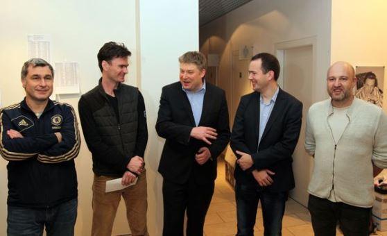 Ivanchuk, Van Wely, Shirov, Neiksans and Shabalov