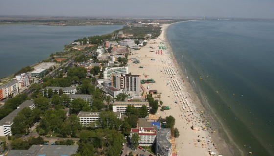 Mamaia, Romania