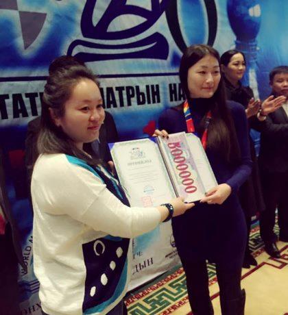 Mongolian Nations chess tournament 2