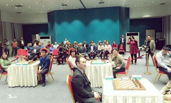 Mongolian Nations chess tournament 5