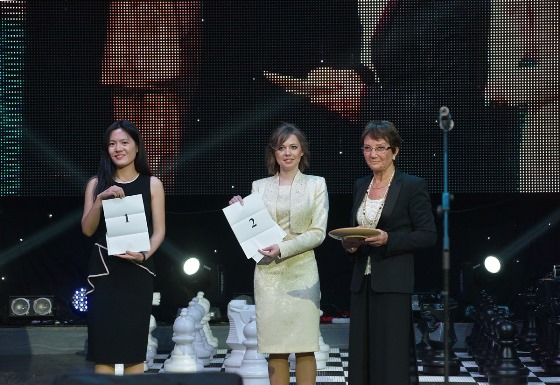 Women's World Chess Championship Match - Opening Ceremony