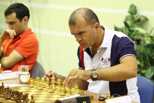 Dutch Grandmaster Ivan Sokolov