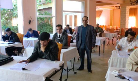 FIDE Seminar for International Organizers in Hammamet 1