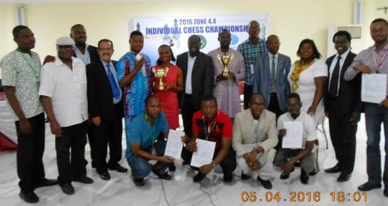 FIDE Zonal 4.4 Championship