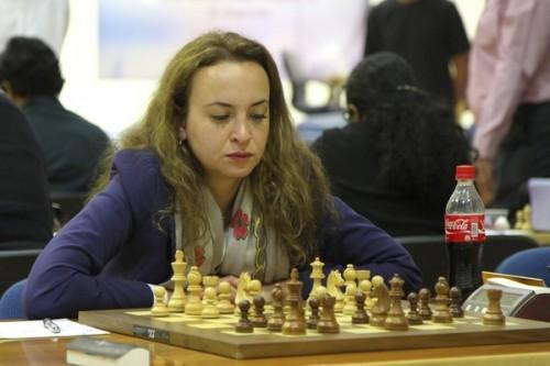 GM Antoaneta Stefanova