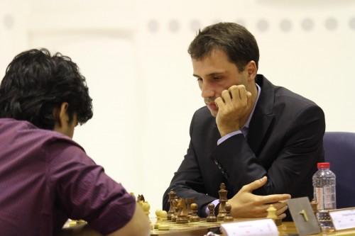 GM Das Debashis vs. GM Ivan Cheparinov