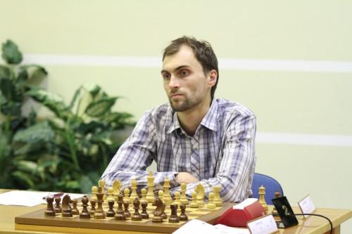 Grandmaster Boris Savchenko