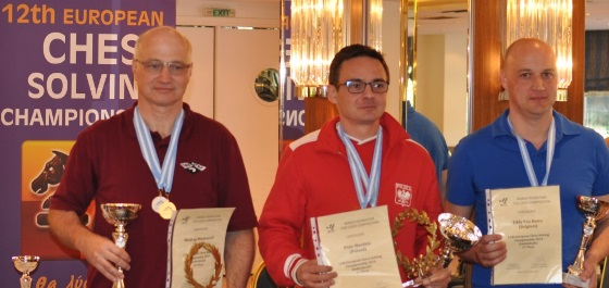 Miodrag Mladenović, Piotr Murdzia, Eddy Van Beers