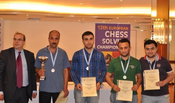 Stathis Efstathopoulos, Araz Almammadov, Misratdin Iskandarov, Bahruz Rzayev, Rashad Zeynalli