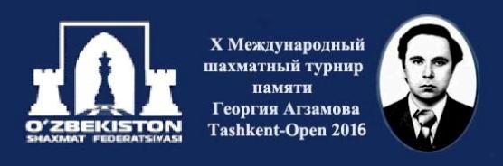 Tashkent Open Agzamov Memorial
