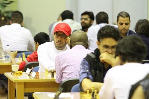 UAE FIDE Matser Nabil Saleh