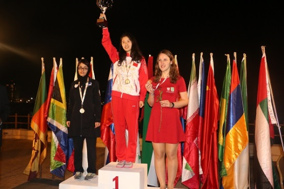 World University Chess Championship women