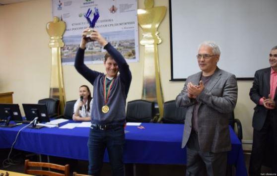 Artyom Timofeev wins Tatarstan Grand Prix