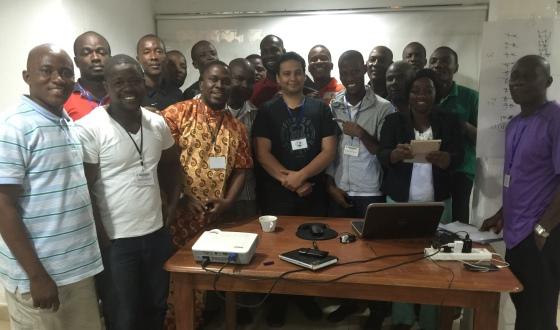 FIDE Arbiters' Seminar in Monrovia, Liberia