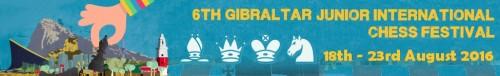 Gibraltar Junior International Chess Festival 2016
