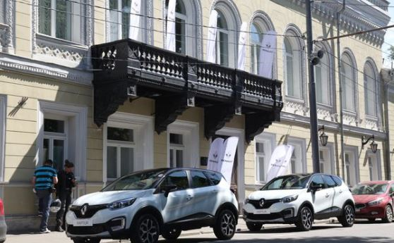 Renault Russia becomes partner of RCF