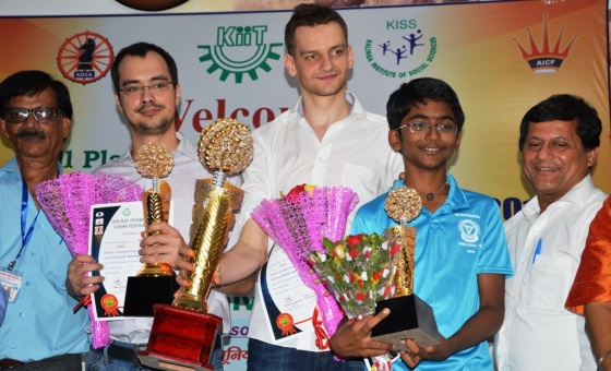 9th KiiT International Chess Festival
