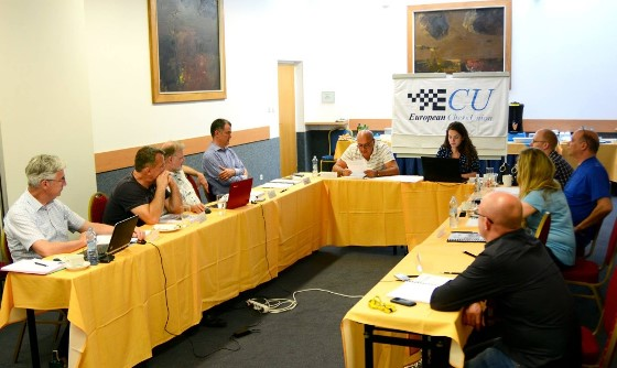 ECU Board meeting Prague