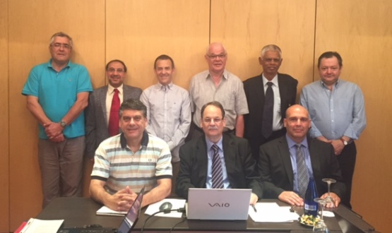 FIDE Arbiters' Commission Councilors' Meeting in Madrid