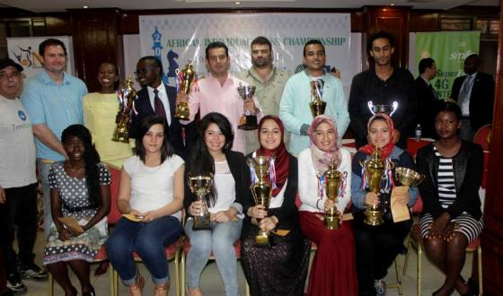 African Individual Chess Championships 2016