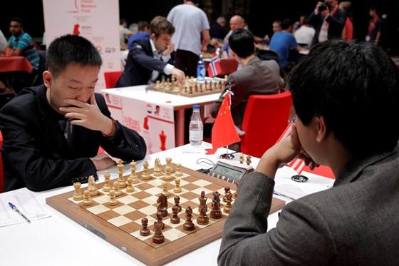 Bilbao Masters Final R9 1