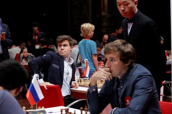 Bilbao Masters Final R9 4