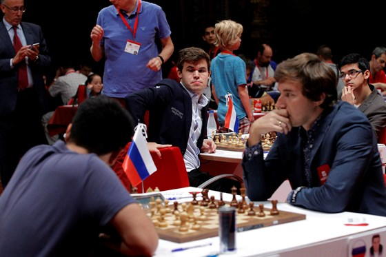 Bilbao Masters Final R9 5