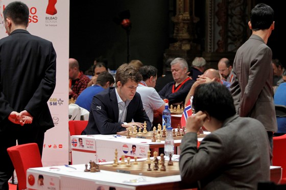 Bilbao Masters Final R9 8