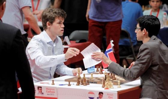 Magnus Carlsen wins Bilbao Masters Final