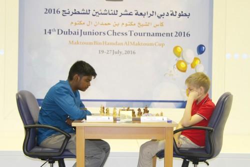 Rahul Srivasthav vs. Viktor Matviishen