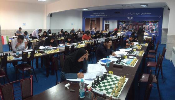 FIDE Arbiters' Seminar in Teheran