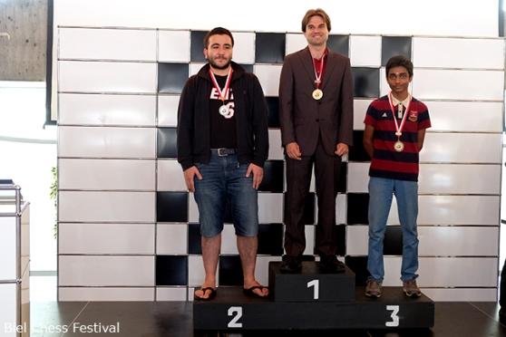 Biel Master Tournament 2016