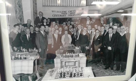 Centenary tournament of Melbourne Chess Club