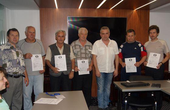 FIDE Arbiters' Seminar in Suzdal, Russia