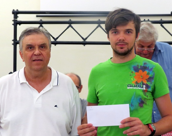 FM Artem Gilevych