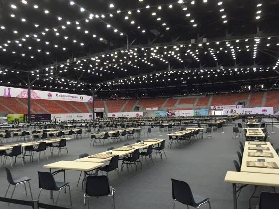 Record-breaking Chess Olympiad to start in Baku