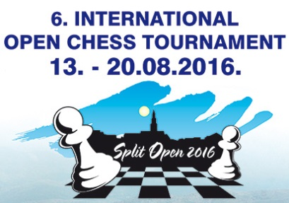 Split Chess Open 2016