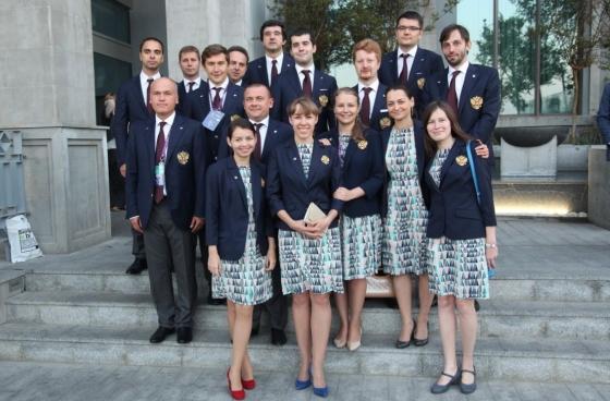 Russia chess Baku Olympiad