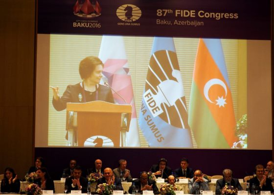 World Chess Olympiad 2020 will be held in Khanty-Mansiysk, Ugra