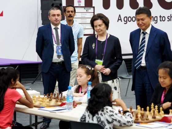 World Chess Olympiad 2020 will be held in Khanty-Mansiysk, Ugra