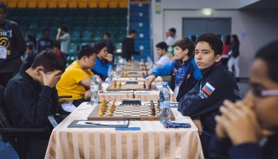 FIDE World Youth U14, U16, U18 Championships - Round 10