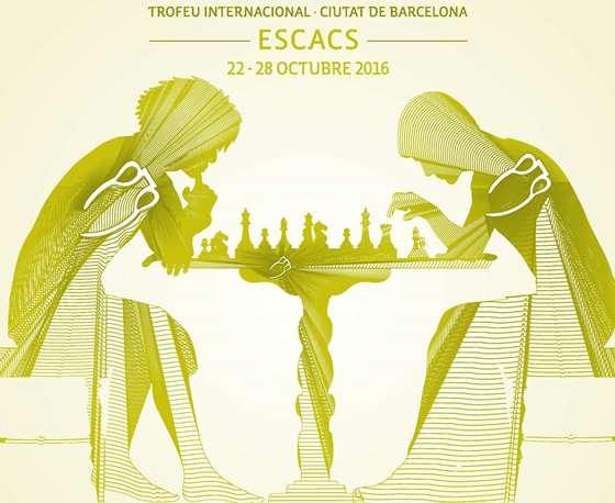 Magistral d'Escacs Ciutat de Barcelona 2016