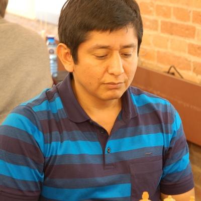 GM Miguel Muñoz