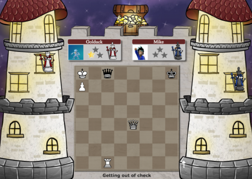 Chessity empowers teachers to add gamification to their chess classes.