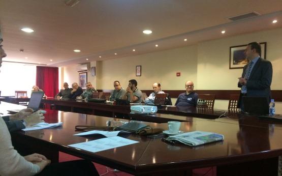 ECU Arbiters' Refreshment Course in Novi Sad 2