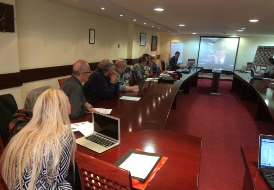 ECU Arbiters' Refreshment Course in Novi Sad 4